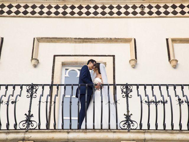 Il matrimonio di Simone e Manuela a Taormina, Messina 36