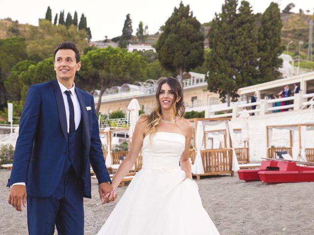 Il matrimonio di Simone e Manuela a Taormina, Messina 38