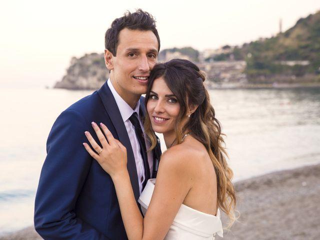 Le nozze di Manuela e Simone