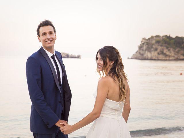 Il matrimonio di Simone e Manuela a Taormina, Messina 41