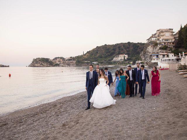 Il matrimonio di Simone e Manuela a Taormina, Messina 42