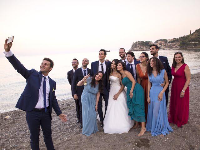 Il matrimonio di Simone e Manuela a Taormina, Messina 43