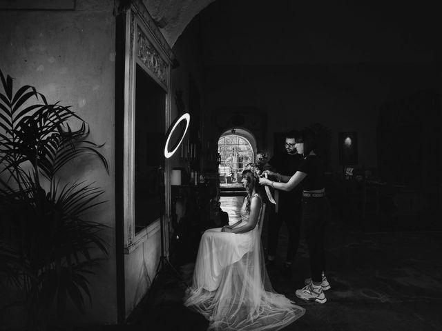 Il matrimonio di Rosalia e Gianluigi a Napoli, Napoli 15