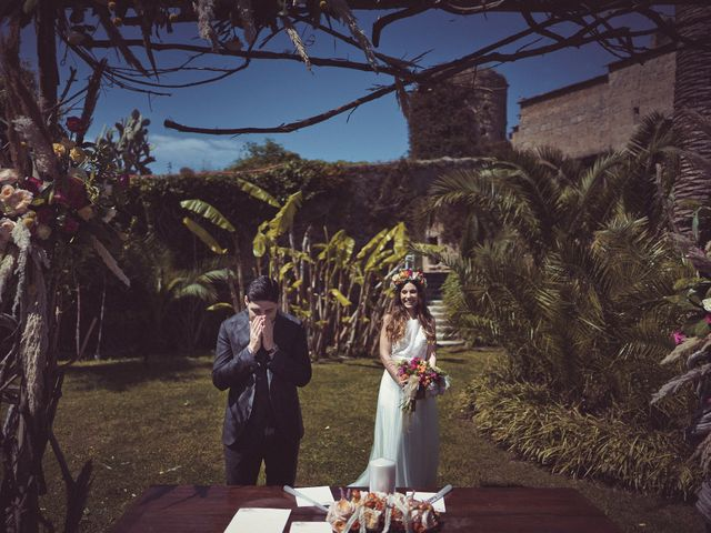 Il matrimonio di Rosalia e Gianluigi a Napoli, Napoli 38