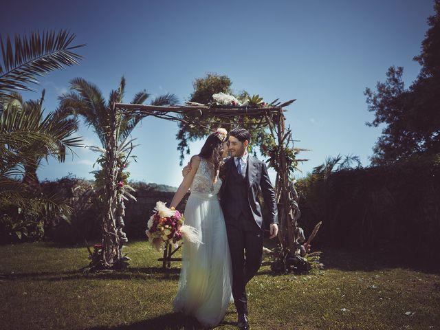 Il matrimonio di Rosalia e Gianluigi a Napoli, Napoli 49