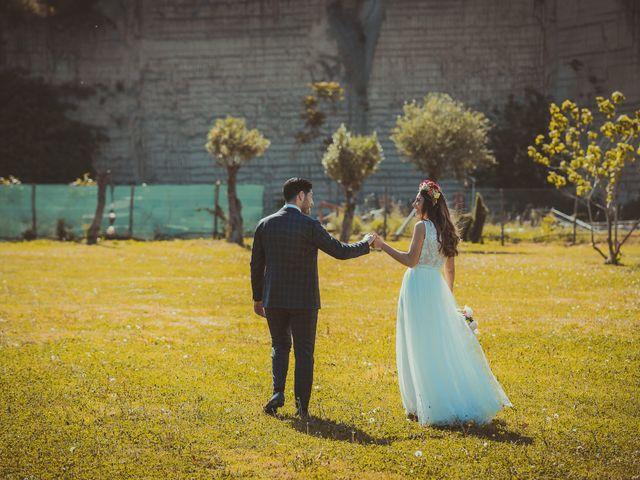 Il matrimonio di Rosalia e Gianluigi a Napoli, Napoli 53