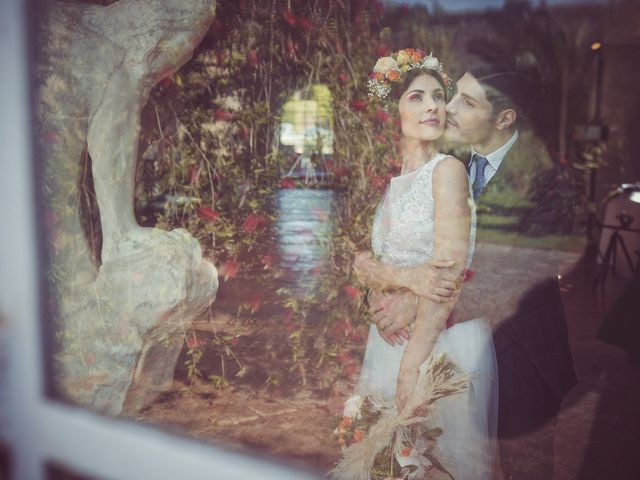 Il matrimonio di Rosalia e Gianluigi a Napoli, Napoli 56