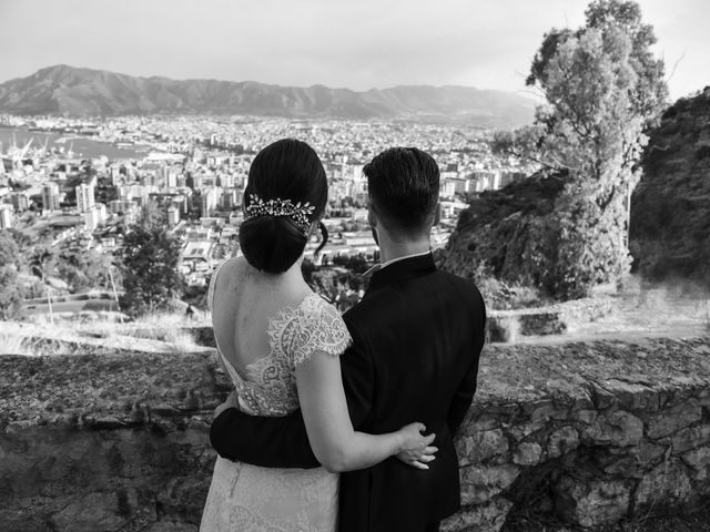Le nozze di Marisa e Gabriele