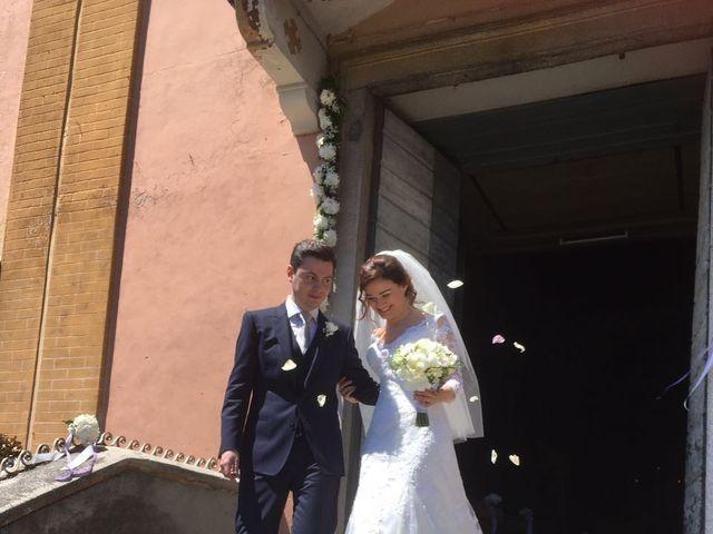 le nozze di Valeria e Davide