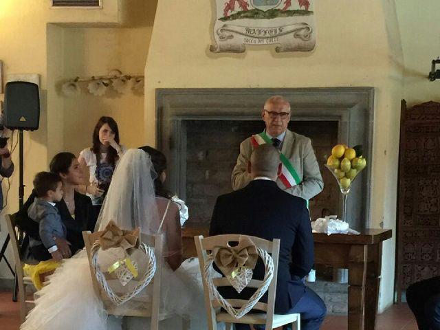 Il matrimonio di Jonathan e Gabriella a Brusaporto, Bergamo 3