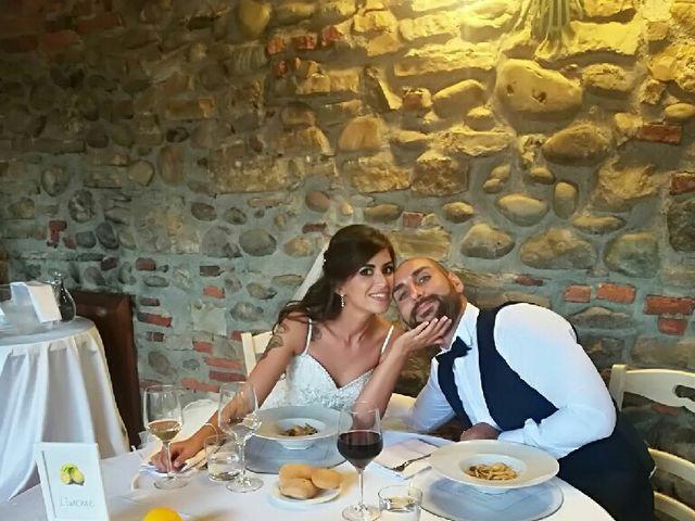 Il matrimonio di Jonathan e Gabriella a Brusaporto, Bergamo 7