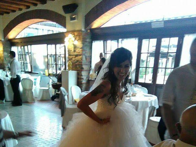 Il matrimonio di Jonathan e Gabriella a Brusaporto, Bergamo 8