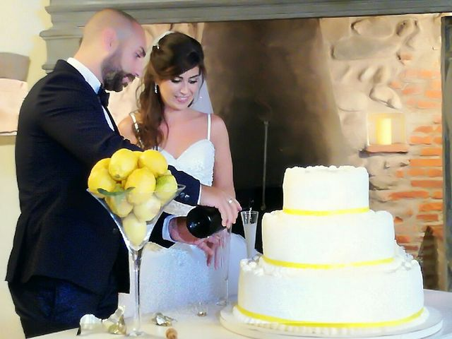 Le nozze di Gabriella e Jonathan