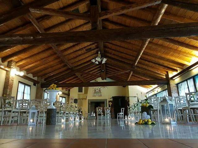 Il matrimonio di Jonathan e Gabriella a Brusaporto, Bergamo 12