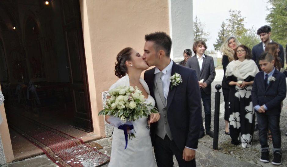 Il matrimonio di Daniele e Lisa a Canossa, Reggio Emilia