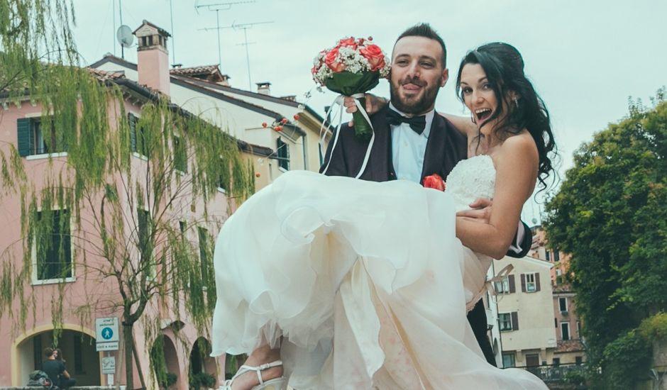 Il matrimonio di Francesco e Valeria a Treviso, Treviso