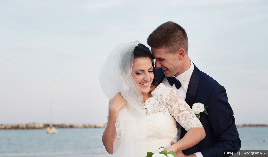 Il matrimonio di Pietro e Mariachiara a Cesenatico, Forlì-Cesena