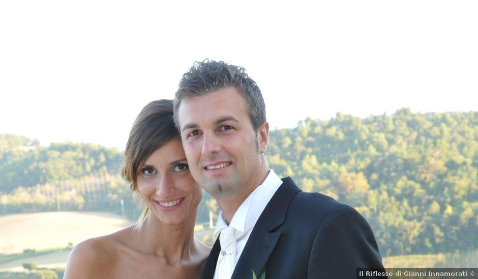 Il matrimonio di Donato e Michela a Montefortino, Fermo