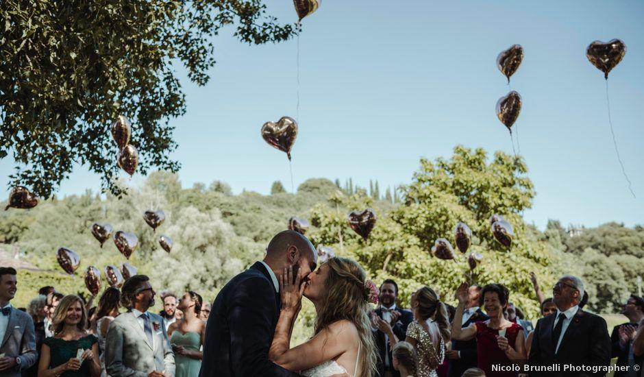 Il matrimonio di Roman e Valeria a Castiglione delle Stiviere, Mantova