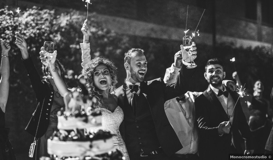 Il matrimonio di Roberto e Rossella a Piobesi d'Alba, Cuneo