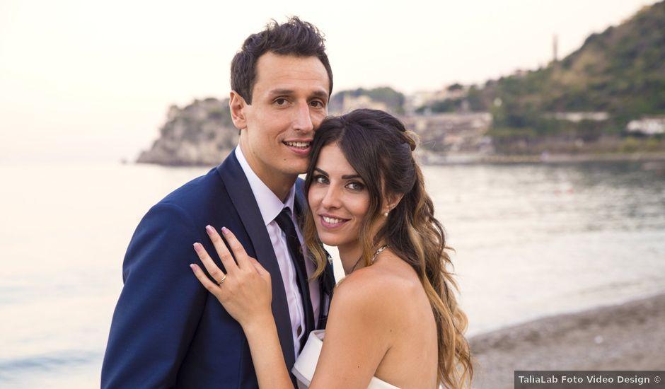 Il matrimonio di Simone e Manuela a Taormina, Messina