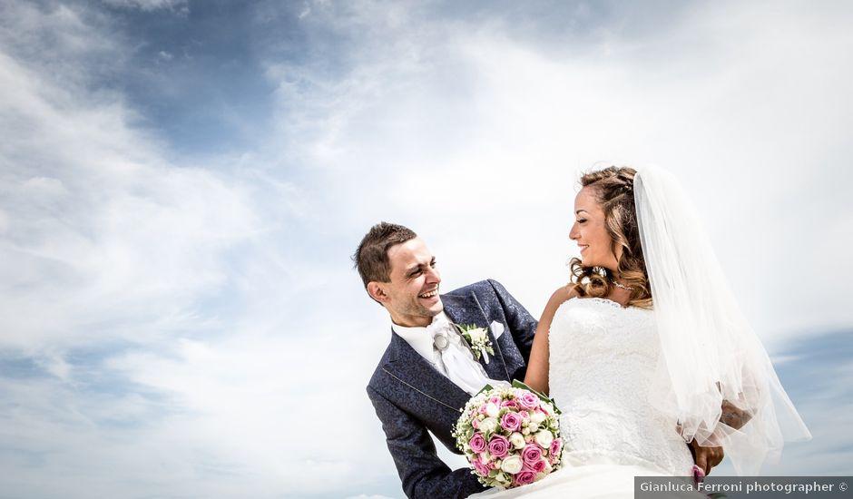 Il matrimonio di Matteo e Laura a Porto San Giorgio, Fermo