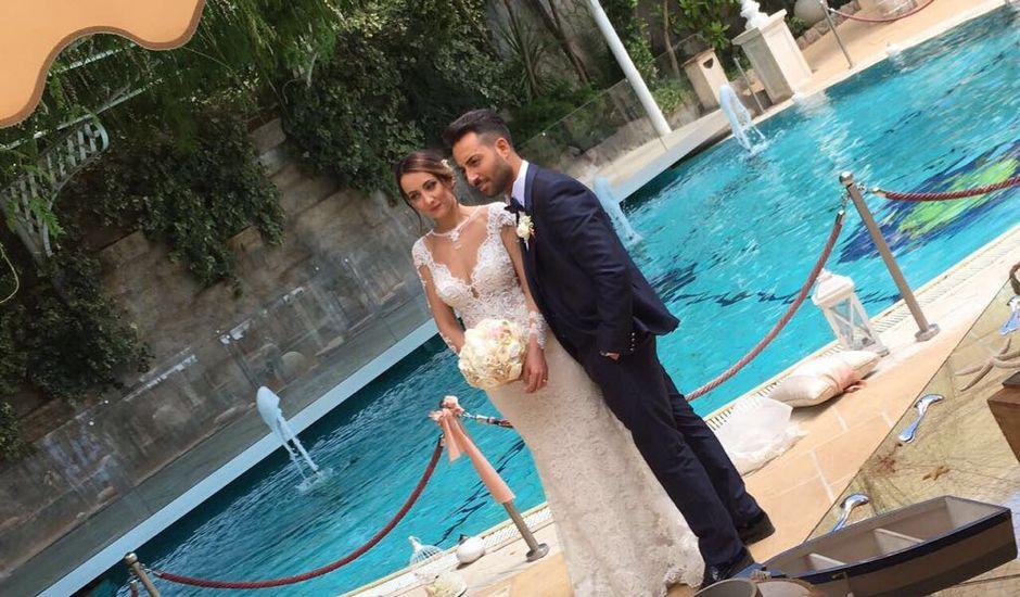 Il matrimonio di Francesco e Giuliana  a Napoli, Napoli