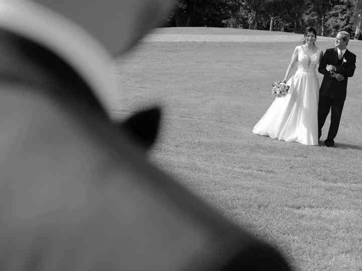 Le nozze di Mihaela e Maurizio
