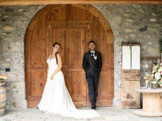 le nozze di Clizia e Michele 3