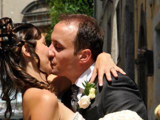 Le nozze di Agnese e Tiziano
