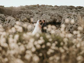 Le nozze di Angela e Manuel