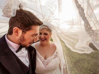 Le nozze di Francesca e Lillo