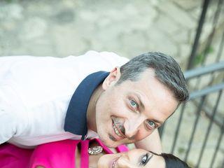 Le nozze di Suzana e Saverio 1