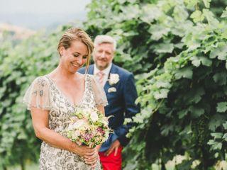 Le nozze di Kerri e David