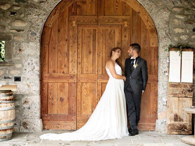 le nozze di Clizia e Michele