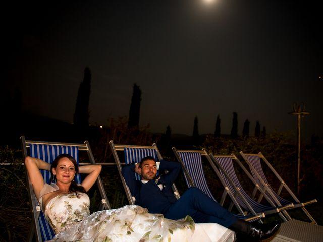 Il matrimonio di Claudio e Alba a Civitella Paganico, Grosseto 3