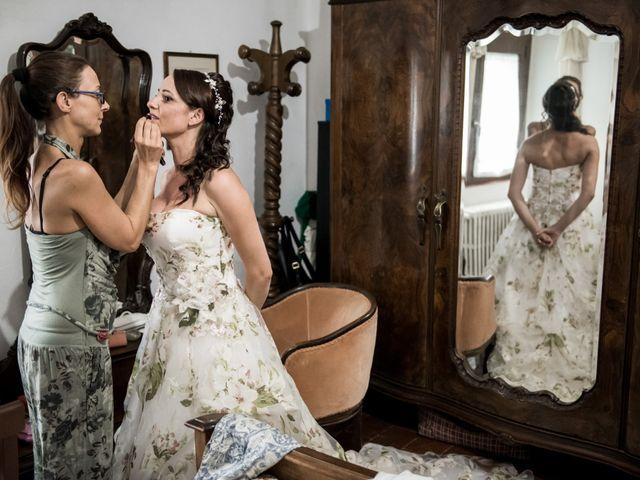 Il matrimonio di Claudio e Alba a Civitella Paganico, Grosseto 15