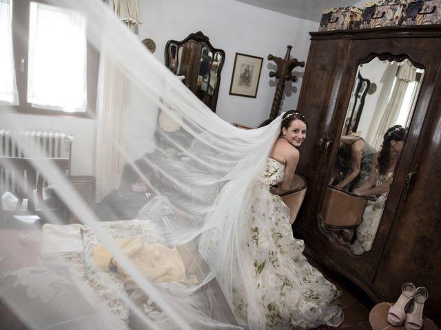 Il matrimonio di Claudio e Alba a Civitella Paganico, Grosseto 16