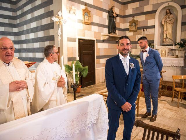 Il matrimonio di Claudio e Alba a Civitella Paganico, Grosseto 20
