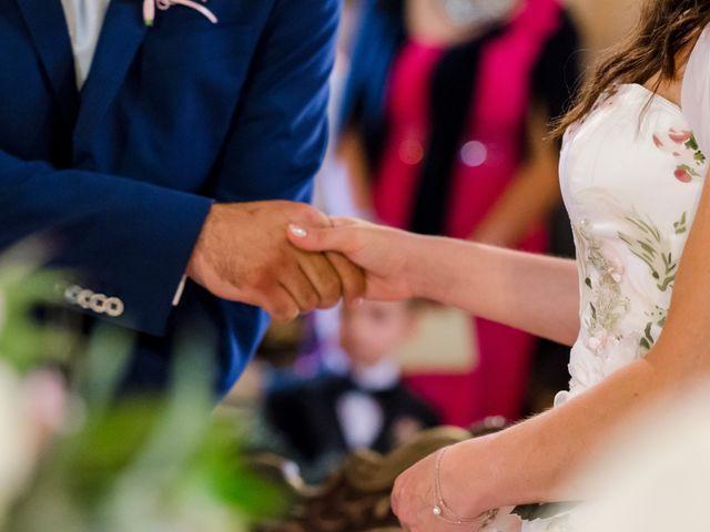 Il matrimonio di Claudio e Alba a Civitella Paganico, Grosseto 26