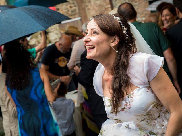 Il matrimonio di Claudio e Alba a Civitella Paganico, Grosseto 42