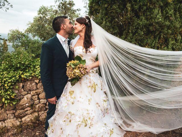 Le nozze di Alba e Claudio