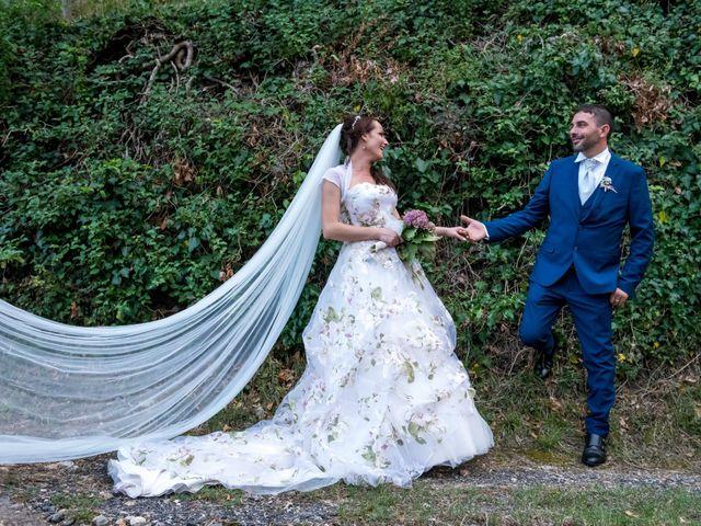 Il matrimonio di Claudio e Alba a Civitella Paganico, Grosseto 48