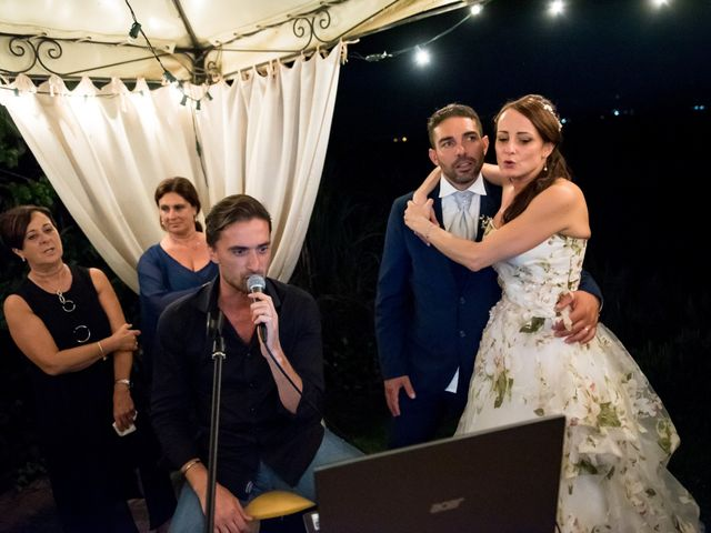 Il matrimonio di Claudio e Alba a Civitella Paganico, Grosseto 62