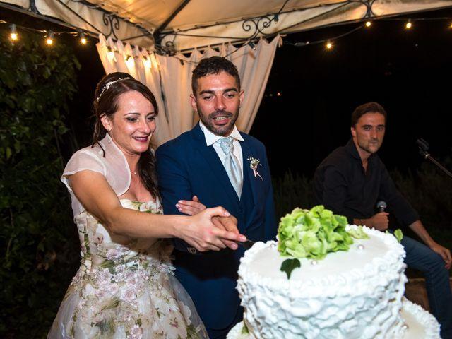 Il matrimonio di Claudio e Alba a Civitella Paganico, Grosseto 65