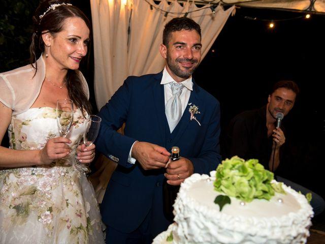Il matrimonio di Claudio e Alba a Civitella Paganico, Grosseto 66