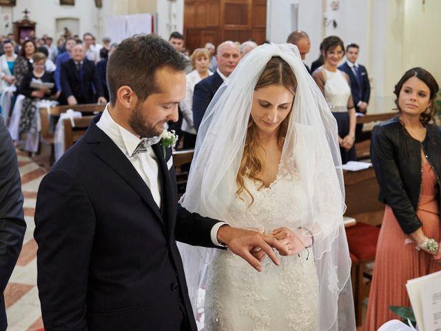 Il matrimonio di Marco e Isabella a Montebelluna, Treviso 9