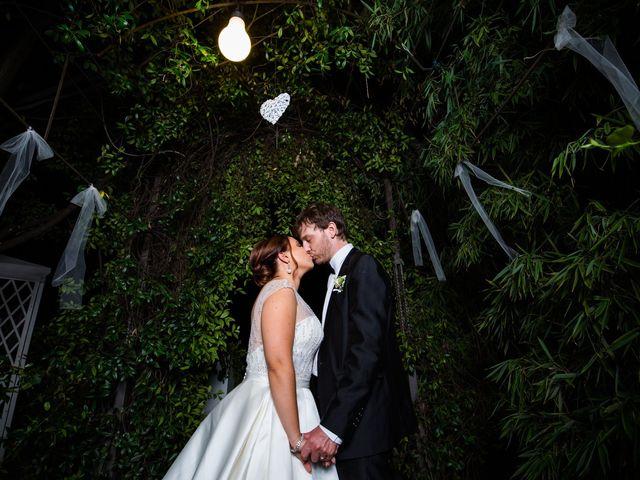 Le nozze di Stefania e Carlo