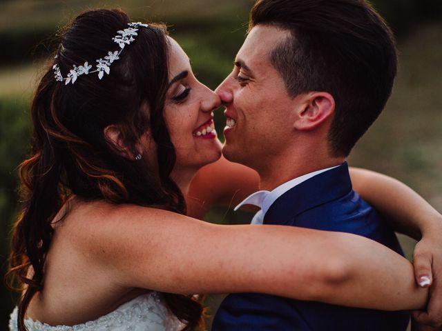 Le nozze di Miriana e Ruben