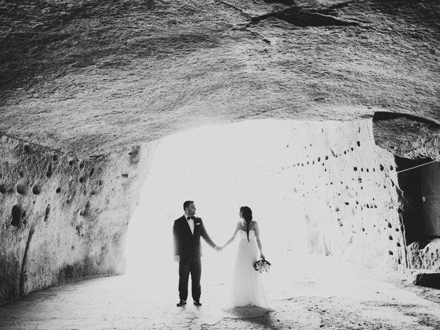 le nozze di Monica e Dario